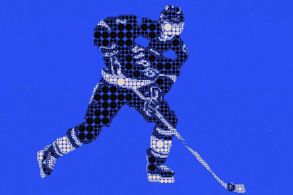 How to play ice hockey