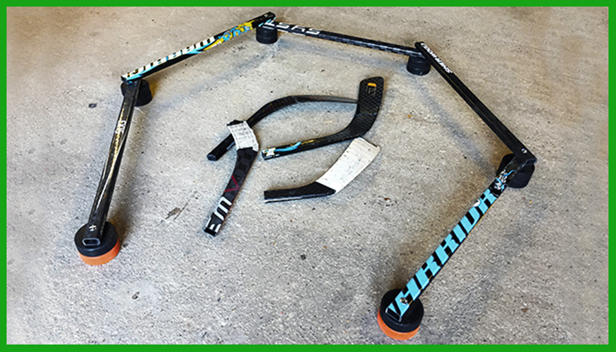 Top 8 best off ice hockey training aids to improve skills from home