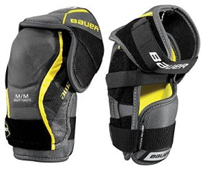 best bauer hockey elbow pads