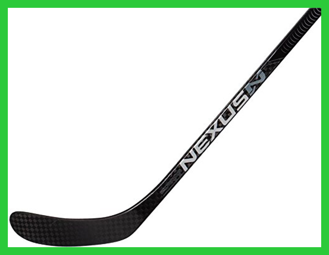 b0b38be9c37 Bauer Nexus N9000 Stick Review (April) 2019 - Best Hockey Products