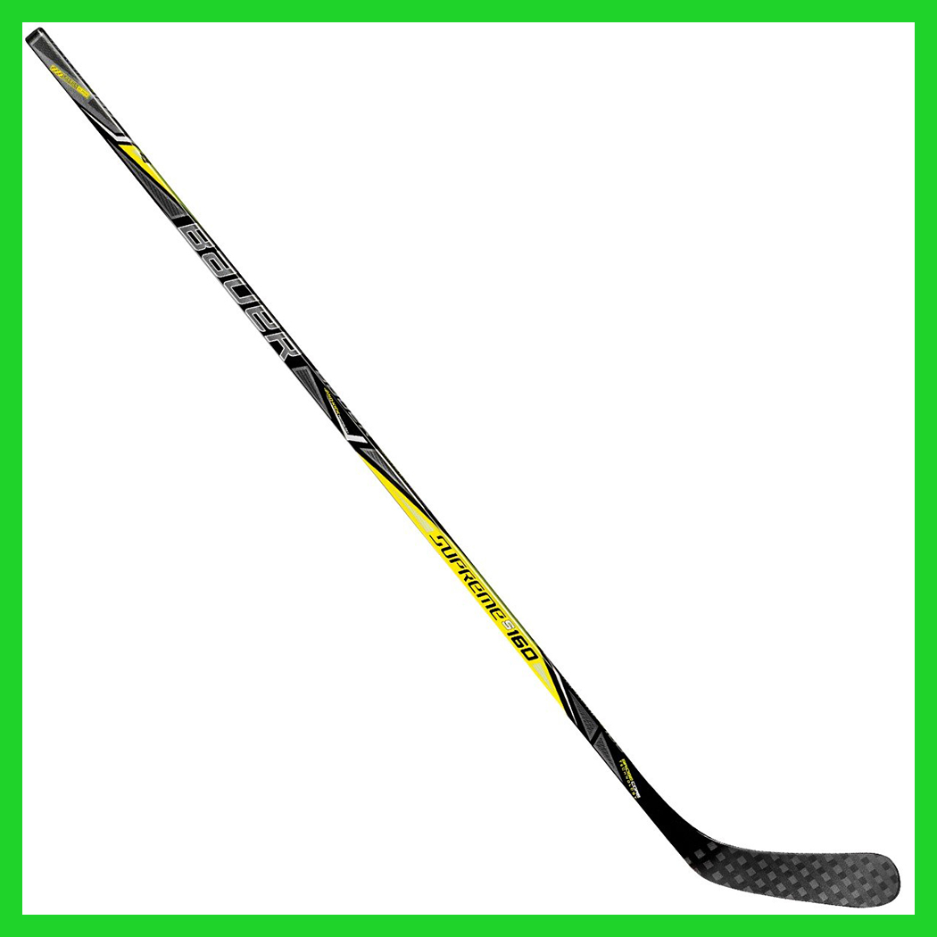 ee5c9f54b38 Bauer Supreme S160 Stick Review (April) 2019 - Best Hockey Products