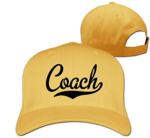 Cap Gift For Hockey Coach