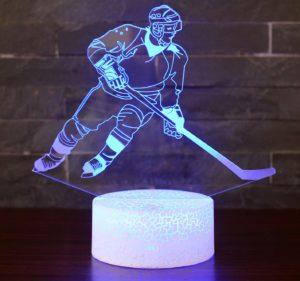 Hockey LED Light Gift For Coach