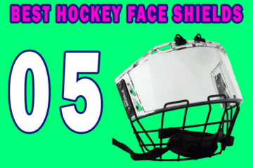 Hockey Face Shields