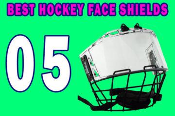 Hockey Face Shields