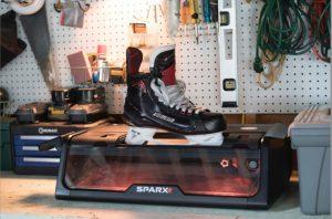 Sparx Skate Sharpener
