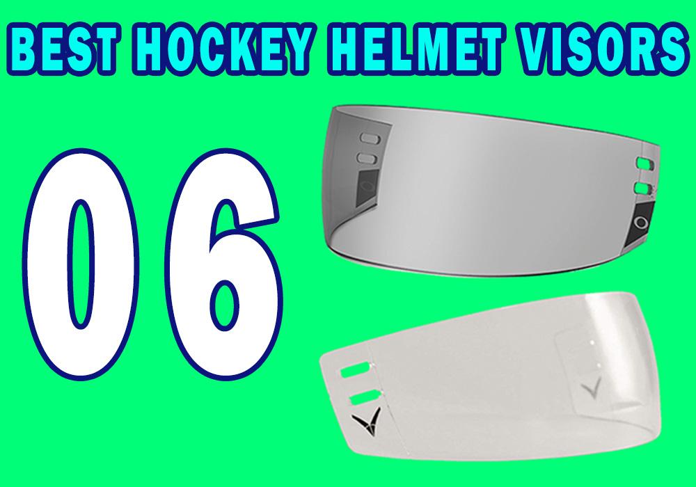 Best Hockey Helmet Visors