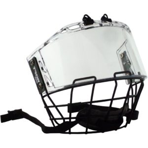 Tron Hockey Face Shield