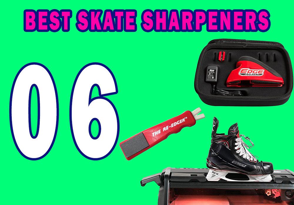 best hockey skate sharpeners