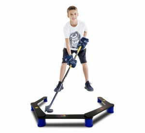 Hockey Stickhandling Training Aid