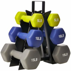 Neoprene Dumbbell - Gifts For Hockey Players