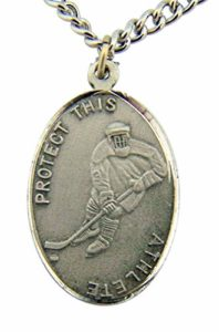 Saint Sebastian Athlete Medal