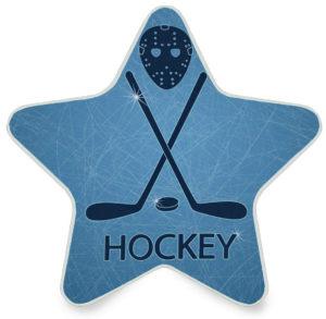 Hockey Sticks/Puck LED Light
