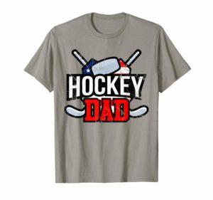 Hockey Stick Puck T-Shirt