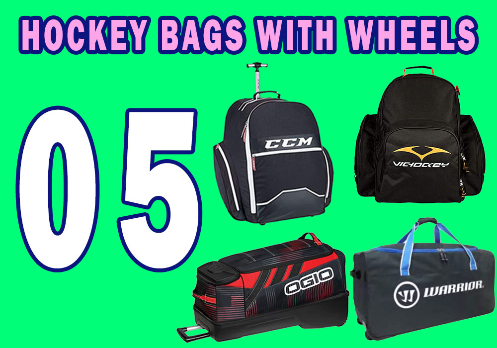 Hockey Bags With Wheels