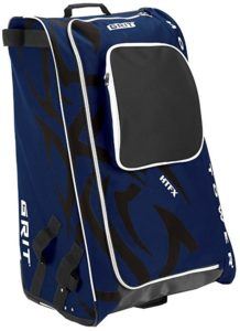 Grit HTFX Wheeled Hockey Bag
