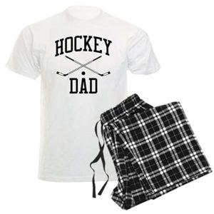 Hockey Dad Pajama Set