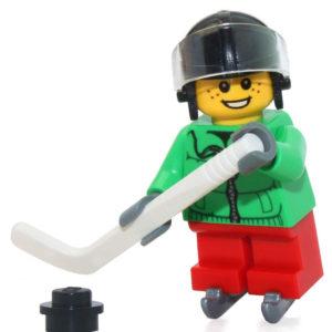 Ice Hockey Figure Toy