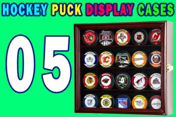 Hockey Puck Display Cases
