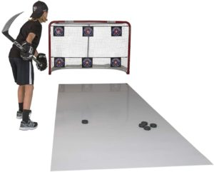 Better Hockey Roll-Up Shooting Pads
