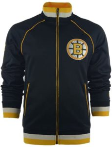 Boston Bruins CCM Track Jacket