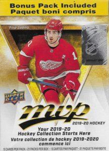 MVP Upper Deck NHL Hockey Cards