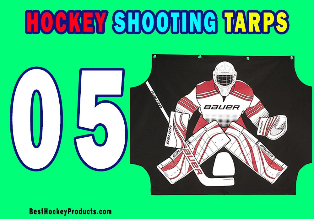 Hockey Shooting Tarps