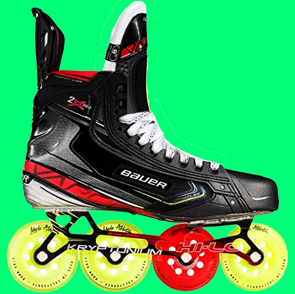 Bauer Vapor 2X Skates Review - BestHockeyProducts