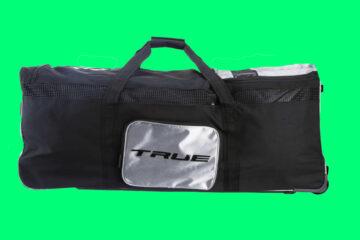True Wheeled Hockey Bag