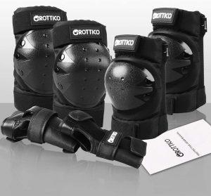 Ice Skate Protective Gear Set