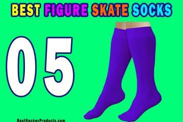figure skate socks