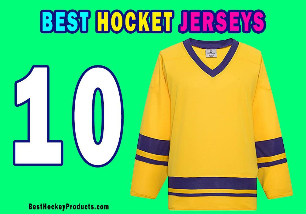 Best Hockey Jerseys - BestHockeyProducts