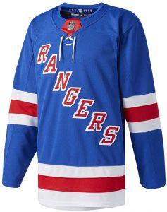 New York Rangers NHL Jersey