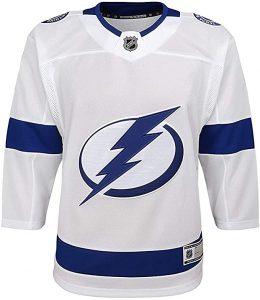 Tampa Bay Lightning Youth Jersey